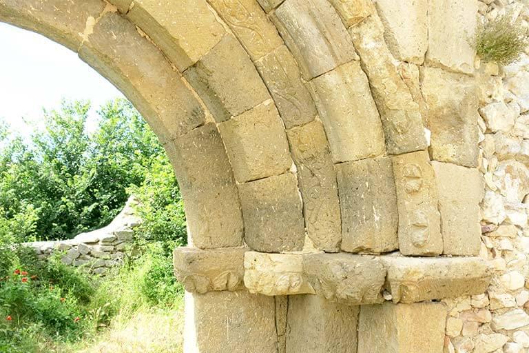 Ermita de San Juan Bautista. Calatañazor, Soria