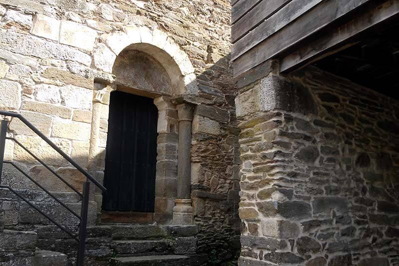 Monasterio de San Facundo de Ribas do Miño
