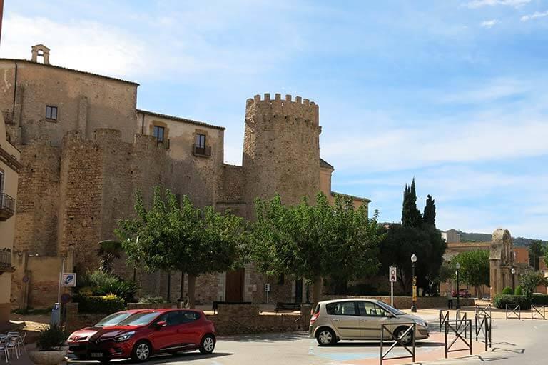 Sant Feliu de Guixols, Girona, Monestir