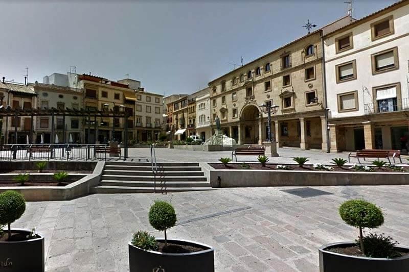 Ubeda Plaza de Andalucia