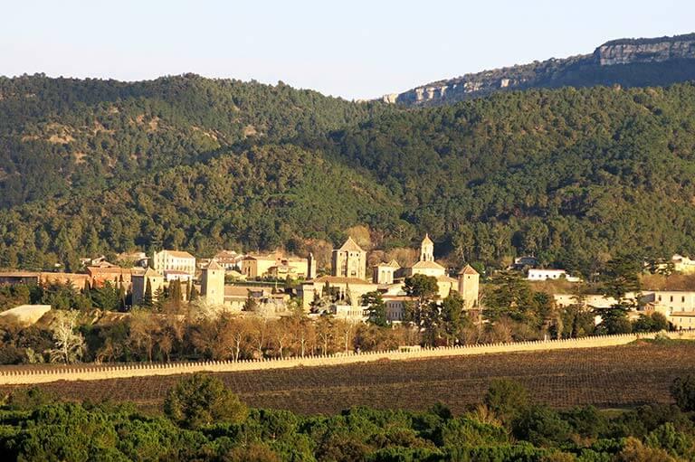 Monestrir de Poblet. Tarragona