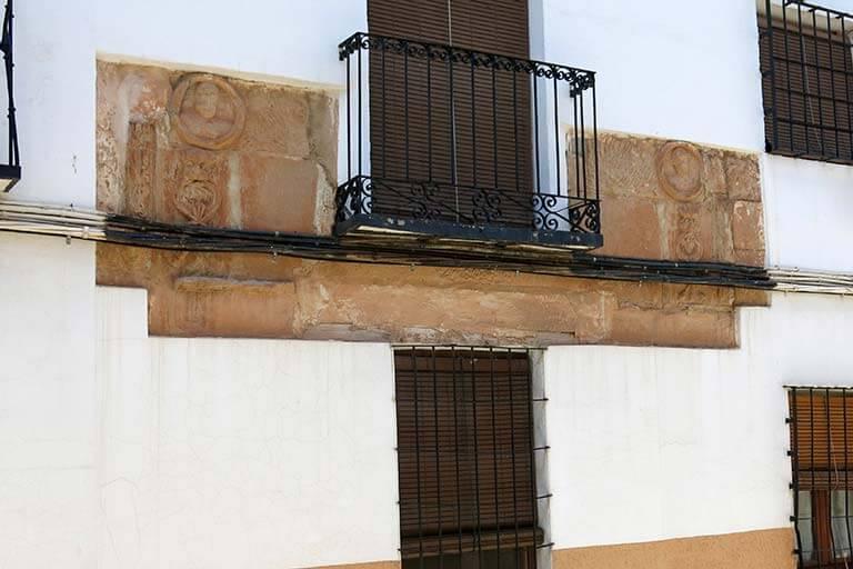 Villanueva de los Infantes Calle Santo Tomas