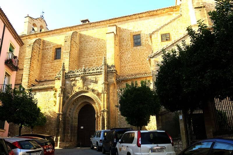 Ubeda Iglesia de San Isidoro