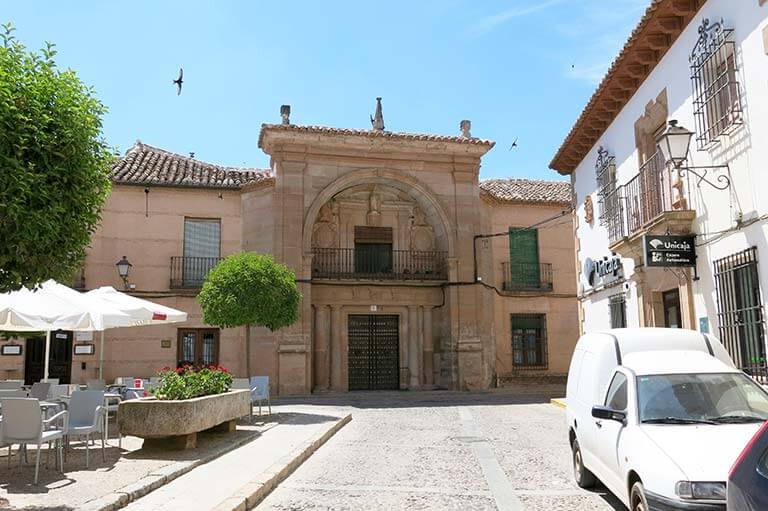 Villanueva de los Infantes Casa del Arco