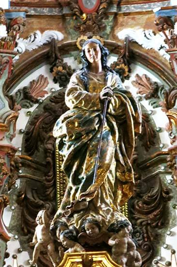 Priego de Cordoba Iglesia de San Pedro
