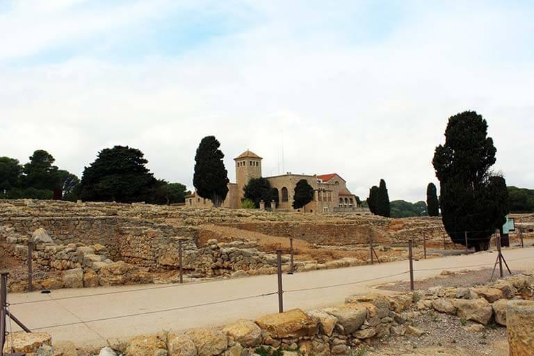 Empuries Ciutat Grega