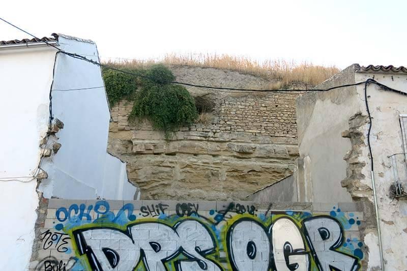 Ubeda muralla