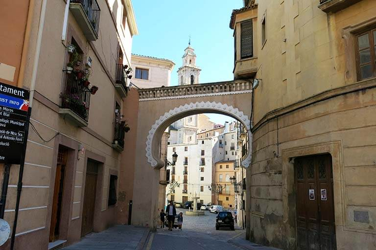 Bocairent Portal de l'Arc