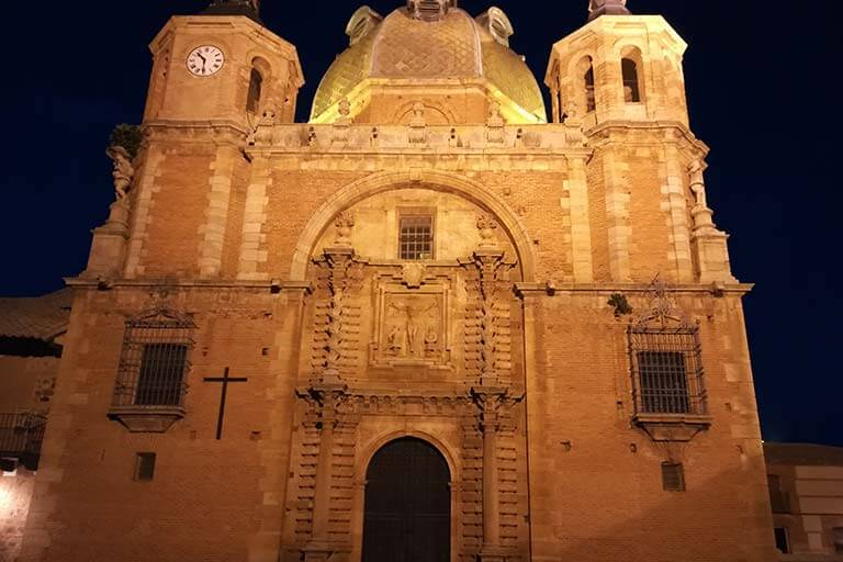 Iglesia del Santo Cristo de San Carlos del Valle