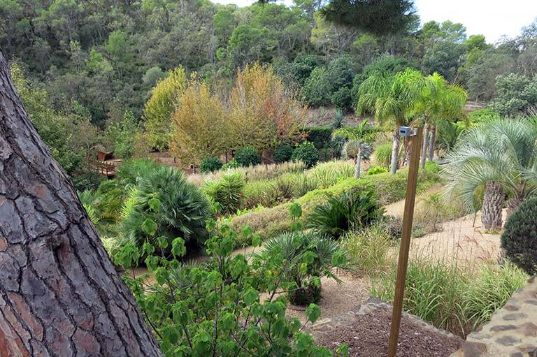 Jardins de Cap Roig Calella de Palafrugell.