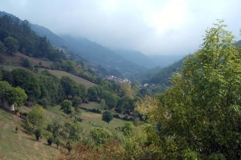 Valle del Lena