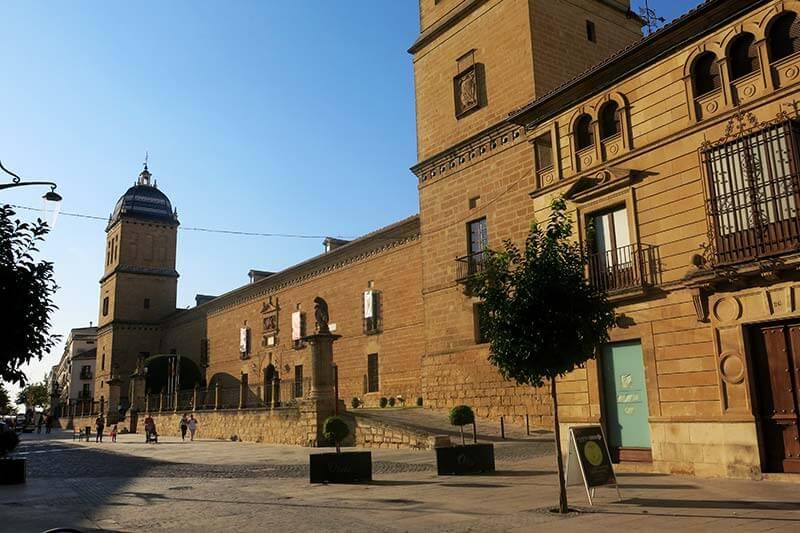 Ubeda Hospital de Santiago