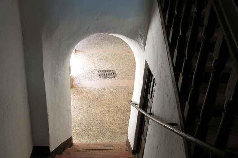 Villanueva de los Infantes Casa de los Estudios