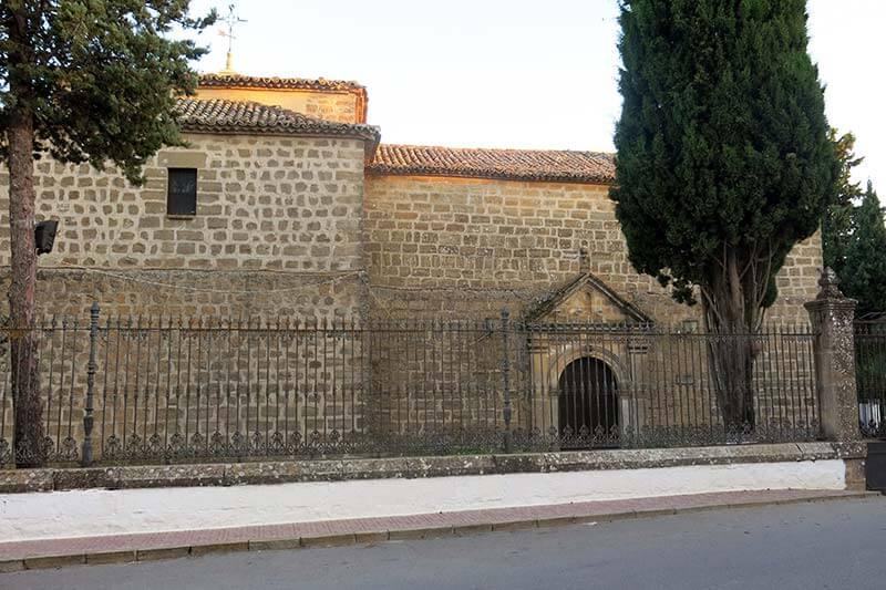 Sabiote Ermita de San Ginés de la Jara