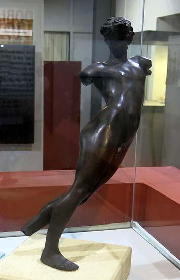 Museo Historico-Arqueologico Almedinilla Hermafrodita