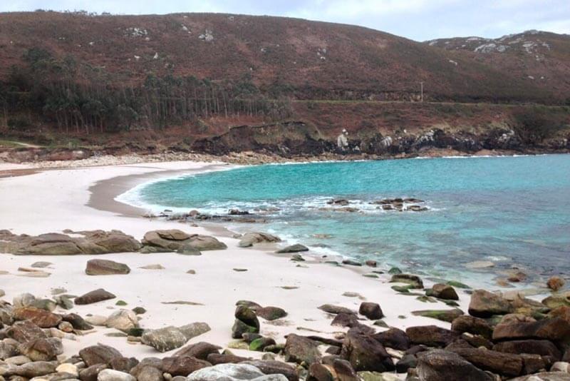 Playa de Barizo - Entorno ideal para pasear