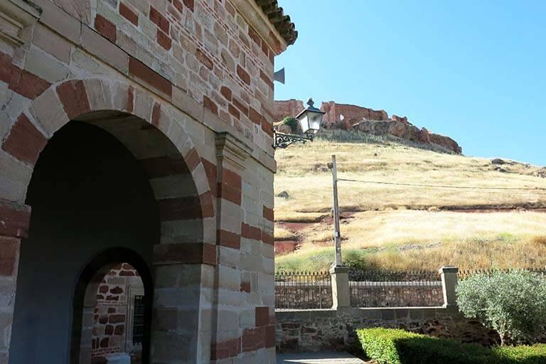 Montiel Castillo de la Estrella
