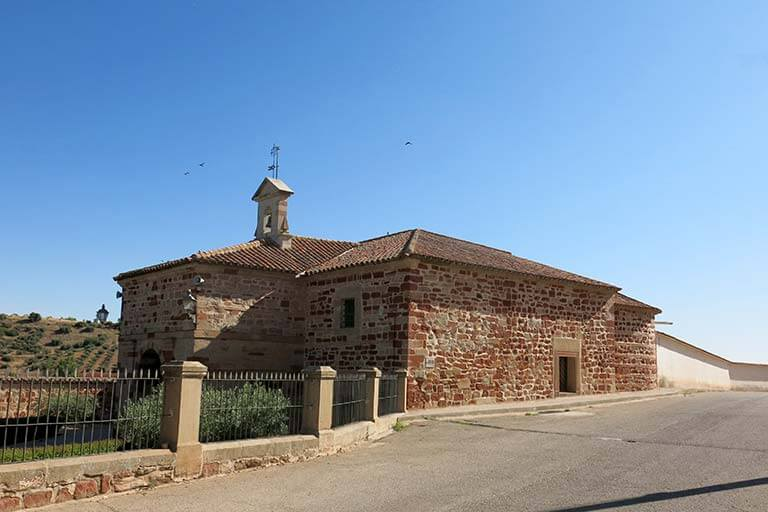 Montiel Ermita del Santo Cristo