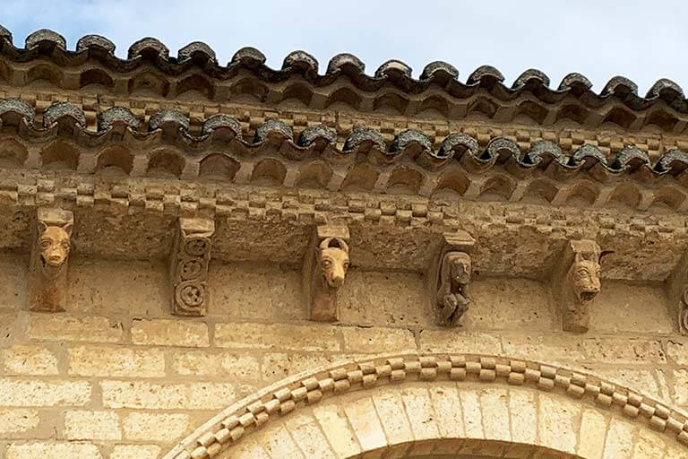 San Martin de Fromista, Palencia