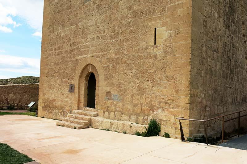 Castillo de Lorca Torre del Espolon