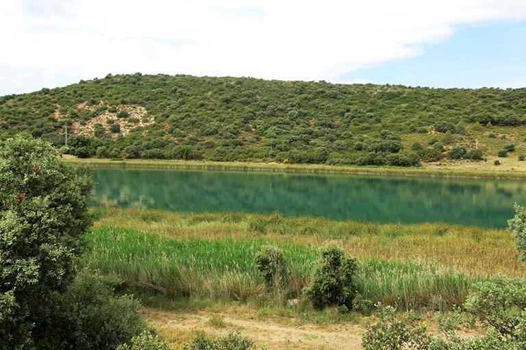 Lagunas de Ruidera Laguna Cueva Morenilla