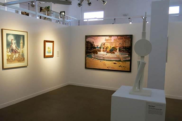 Museo de Arte Contemporaneo de Villanueva de los Infantes