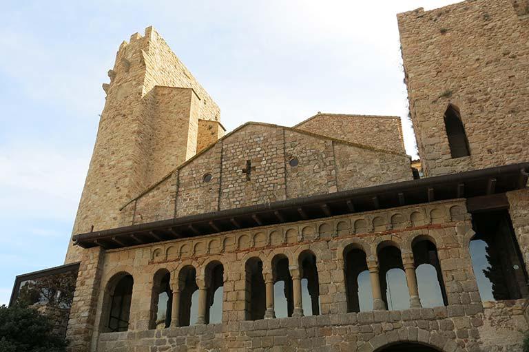 Sant Feliu de Guixols, Girona, Porta Ferrada