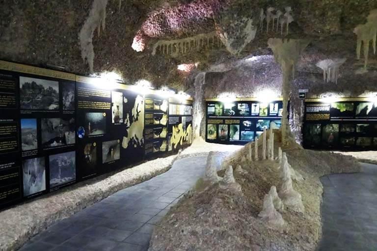 Sorbas. Almeria. Centro de visitantes los yesares