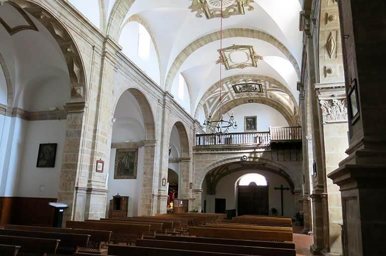 Villanueva de los Infantes Iglesia de Santo Domingo