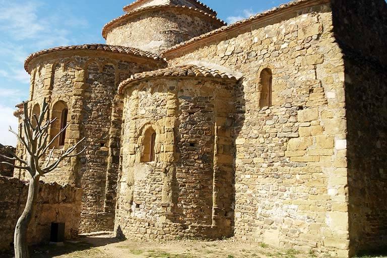 Monestir de St Miquel de Cruïlles