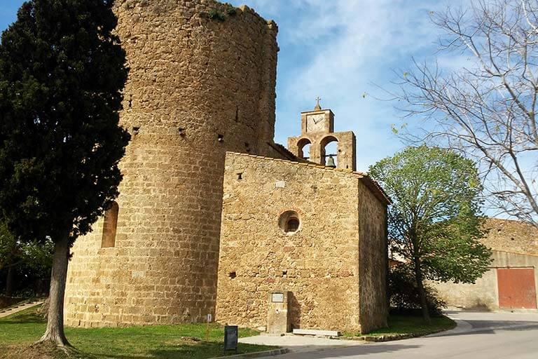 Santa María de La Tallada d'Emporda
