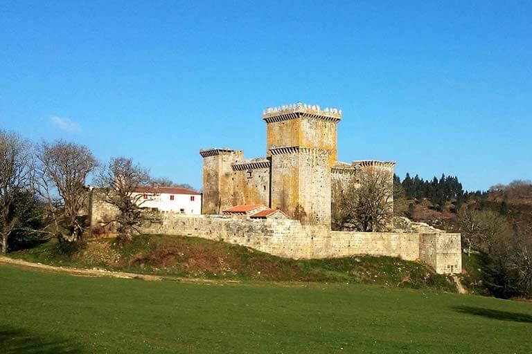 Castelo de Pambre, Lugo