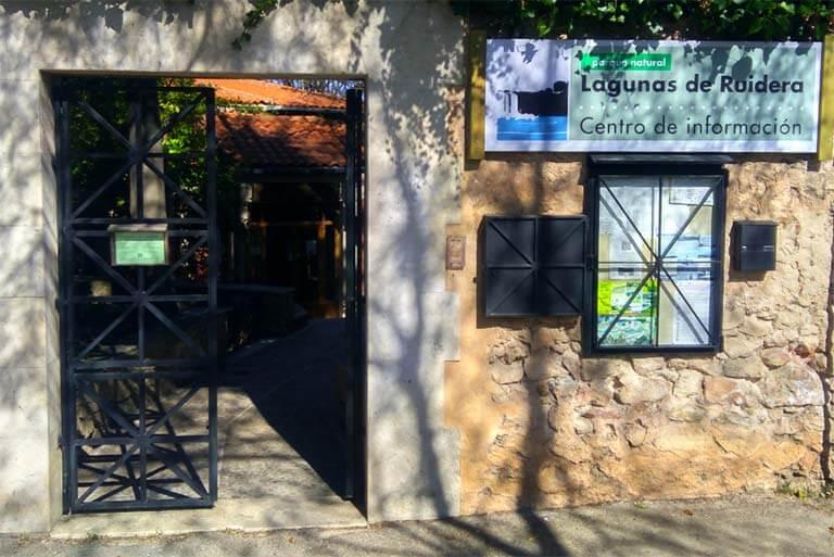 Lagunas de Ruidera centro recepcion visitantes