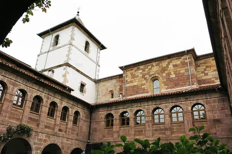 Monasterio de Urdax