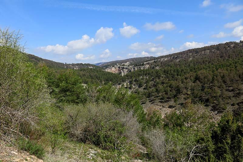 Valle del Cabriel y Montes Universales