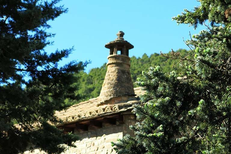 Santa Maria de la Peña Huesca