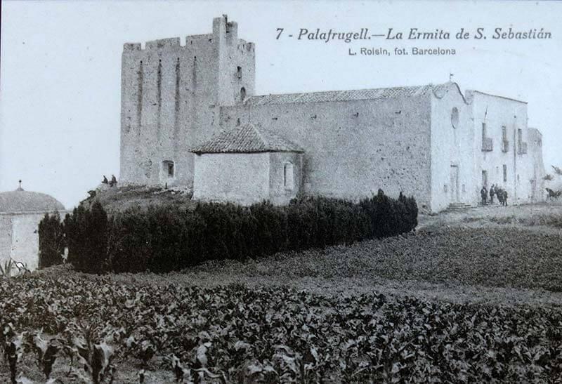 Conjunt monumental de Sant Sebastià de la Guarda