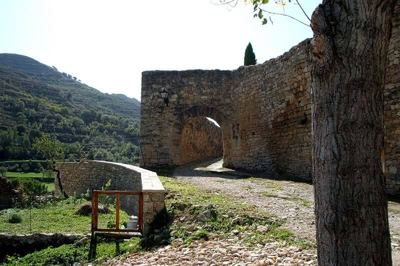Mirambell Portal de Valero