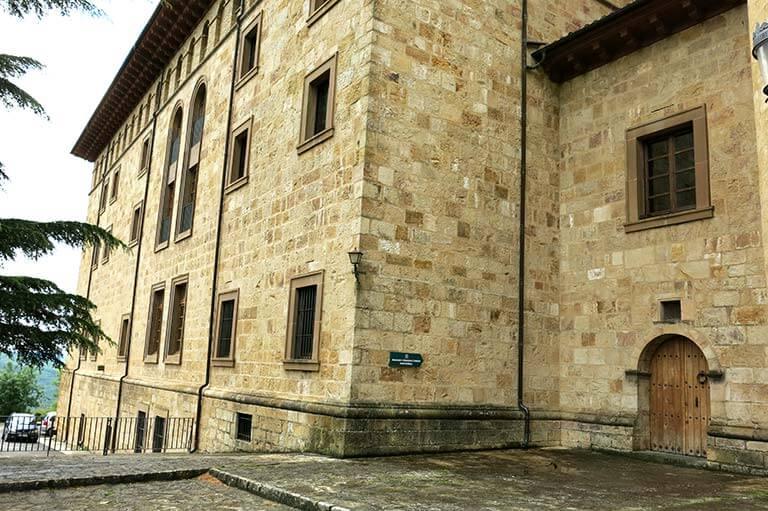 Monasterio de Leyre, Convento nuevo