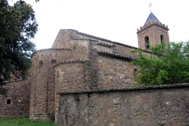 St Andreu de Sagàs