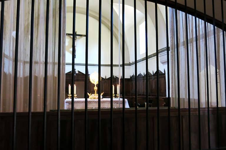 Convento de clausura de Santa Isabel de Medinaceli (Soria)