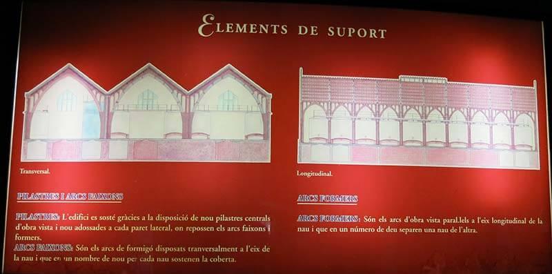 Celler modernista Espluga de Francoli