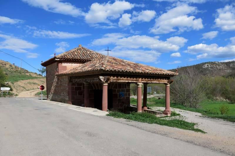 Ermita de Sta Magdalena de Tramacastilla