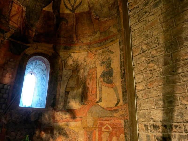 F17 Església romànica de Santa Maria de Barberà del Vallès