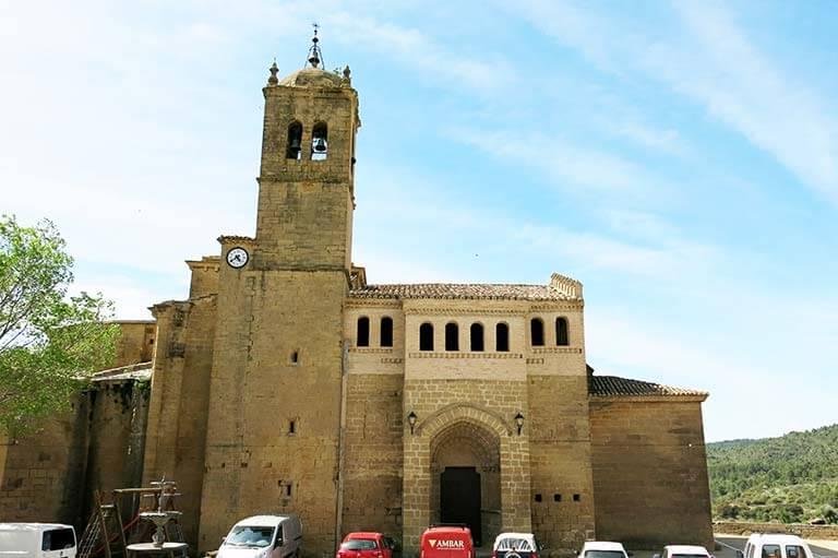 Murillo de Gallego Iglesia del Salvador
