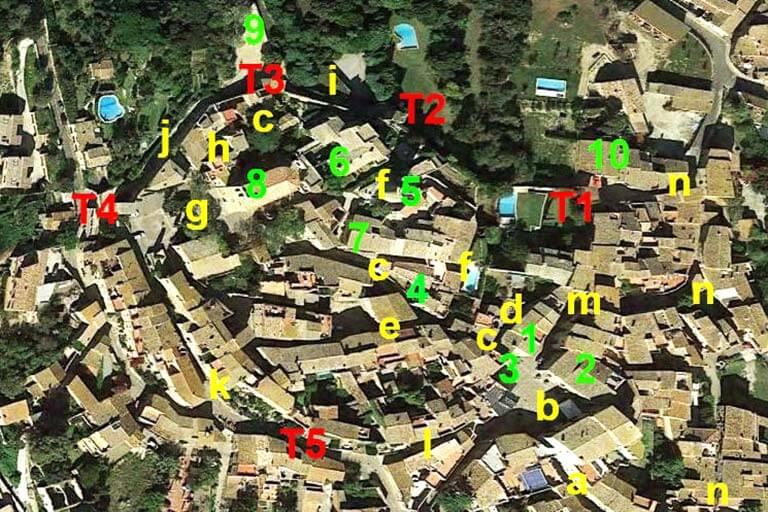 Pals, Girona (Google earth 2020-10-21)