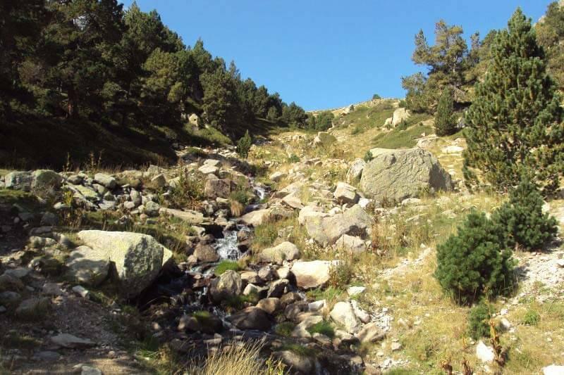 Ruta Estanys de la Pera