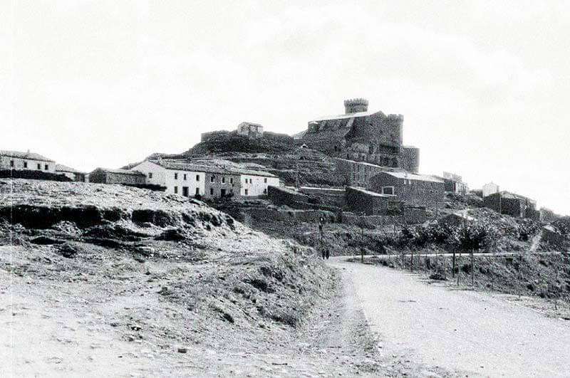 Ujue Foto antigua