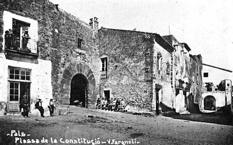 Pals, Girona Foto V.Fargnoli