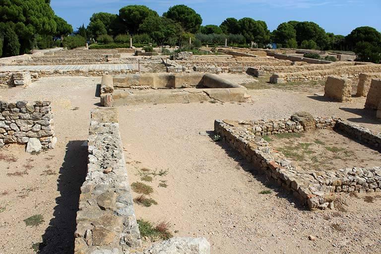 Empuries Ciutat Romana